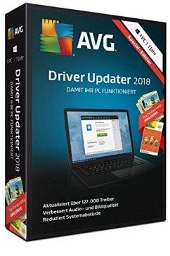 AVG Driver Updater 2018 - Sommer Edition