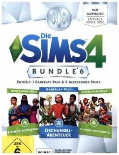 Die Sims 4 Bundle Pack 6, 1 Download Code für W...