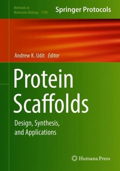 Protein Scaffolds: Design, Synthesis, and Appli...