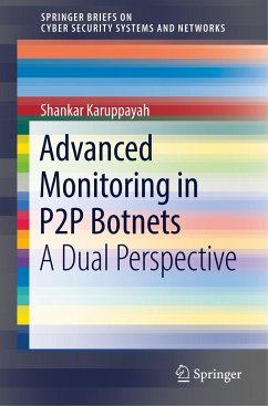 Advanced Monitoring in P2P Botnets: A Dual Pers...