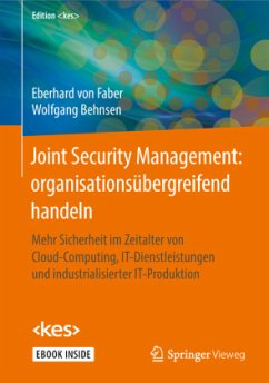Joint Security Management: organisationsübergre...