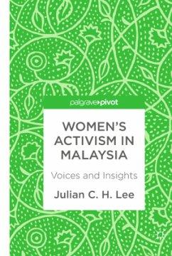 Women's Activism in Malaysia - Lee, Julian C. H.