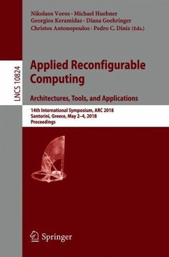 Applied Reconfigurable Computing. Architectures...