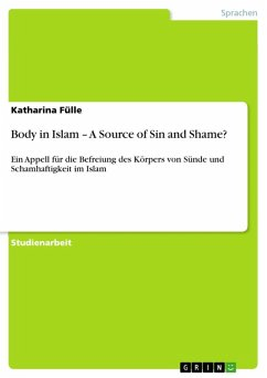 Body in Islam - A Source of Sin and Shame? (eBook, ePUB)