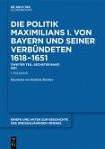 Briefe und Akten zur Geschichte des Dreißigjährigen Krieges. Zweiter Teil. Band 06
