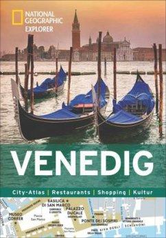 National Geographic Explorer Venedig (Mängelexe...