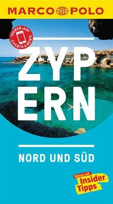 MARCO POLO Reiseführer Zypern, Nord und Süd (eBook, ePUB) - Bötig, Klaus