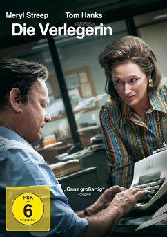 Die Verlegerin - Meryl Streep,Tom Hanks,Alison Brie
