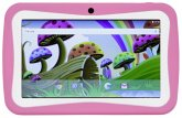 Waiky Power Tab Kids pink Kinder Tablet 7 Android