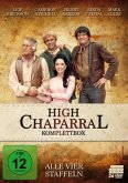High Chaparral - Komplettbox: Alle vier Staffeln DVD-Box