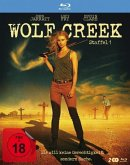 Wolf Creek - Staffel 1 (2 Discs)