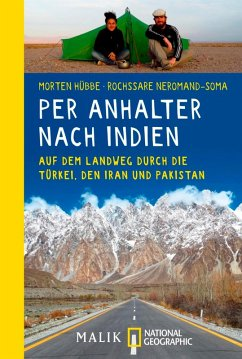 Per Anhalter nach Indien (eBook, ePUB) - Hübbe, Morten; Neromand-Soma, Rochssare