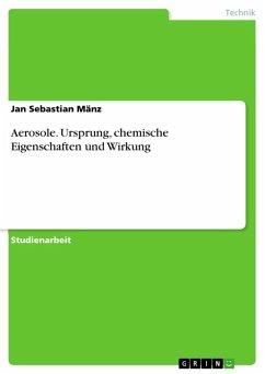 Aerosole (eBook, ePUB) - Mänz, Jan Sebastian