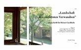 """""""Landschaft mit entfernten Verwandten"""" (eBook, PDF)"""