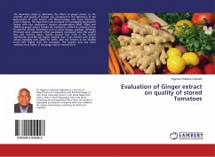 Evaluation of Ginger extract on quality of stor...