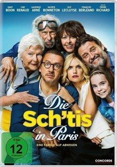 Die Sch'tis in Paris - Eine Familie auf Abwegen - Die Sch?Tis In Paris Dvd