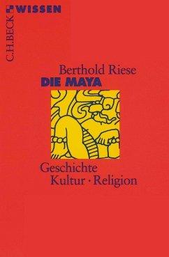 Die Maya - Riese, Berthold