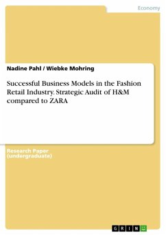 Successful Business Models in the Fashion Retail Industry (eBook, ePUB)