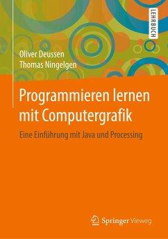 Programmieren lernen mit Computergrafik