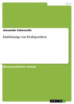 Entlohnung von Profisportlern (eBook, ePUB)