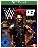 WWE 2K18, 1 Xbox One-Blu-ray Disc (Wrestlemania Edition)
