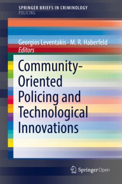 Community-Oriented Policing and Technological I...
