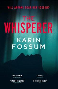 The Whisperer (eBook, ePUB) - Fossum, Karin
