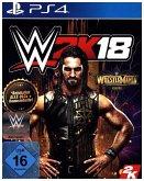 WWE 2K18, 1 PS4-Blu-ray-Disc (Wrestlemania Edition)