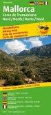 PUBLICPRESS Wanderkarte Mallorca - Serra de Tramuntana Norte/Nord /North/Nord