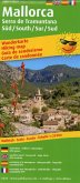 PublicPress Wanderkarte Mallorca - Serra de Tramuntana Süd / South / Sur / Sud