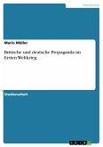 Britische und deutsche Propaganda im Ersten Weltkrieg (eBook, ePUB)
