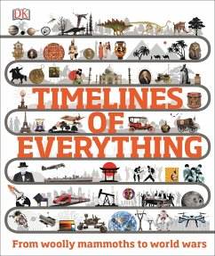Timelines of Everything - DK