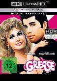 Grease (4K Ultra HD + Blu-ray, Remastered)