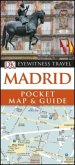 DK Eyewitness Madrid Pocket Map and Guide