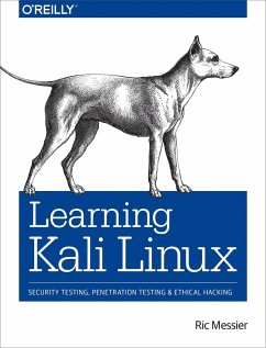 Learning Kali Linux - Messier, Ric