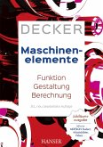 Decker Maschinenelemente (eBook, PDF)