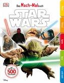 Das Mach-Malbuch. Star Wars(TM) (Mängelexemplar)