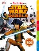 Das Mach-Malbuch - Star Wars Rebels (Mängelexemplar)