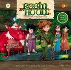 Robin Hood - Schlitzohr von Sherwood 13. Es war einmal in Nottingham