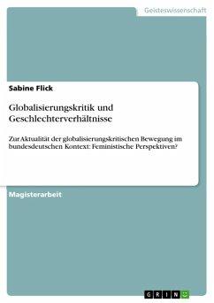 Globalisierungskritik und Geschlechterverhältnisse (eBook, ePUB)