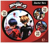 Miraculous - Starter-Box, 3 Audio-CD