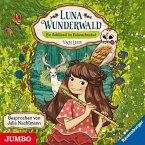 Ein Schlüssel im Eulenschnabel / Luna Wunderwald Bd.1 (MP3-Download)