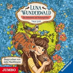 Ein Geheimnis auf Katzenpfoten / Luna Wunderwald Bd.2 (MP3-Download) - Luhn, Usch