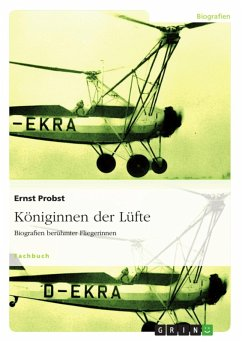 Königinnen der Lüfte (eBook, ePUB)