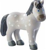 HABA 303678 - Little Friends, Connis Pferd Bella, Biegefigur, Tierfigur, ca. 10cm