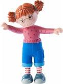 HABA 303673 - Little Friends, Anna, (Connis Freundin), Biegepuppe, Minipuppe, 9,5cm