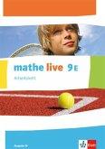 mathe live 9E. Ausgabe W. Arbeitsheft mit Lösungsheft Klasse 9 (E-Kurs)