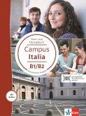 Campus Italia B1/B2. Kurs- und Übungsbuch mit Audios für Smartphone/Tablet