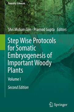 Step Wise Protocols for Somatic Embryogenesis o...