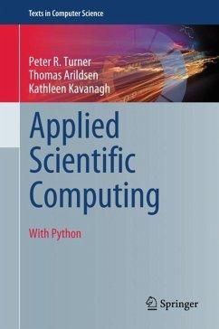 Applied Scientific Computing